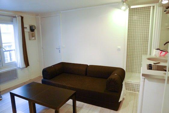 BYP-521 - Furnished studio for rent , 14 m² Rue de Rivoli, Paris 1, 820 €/M