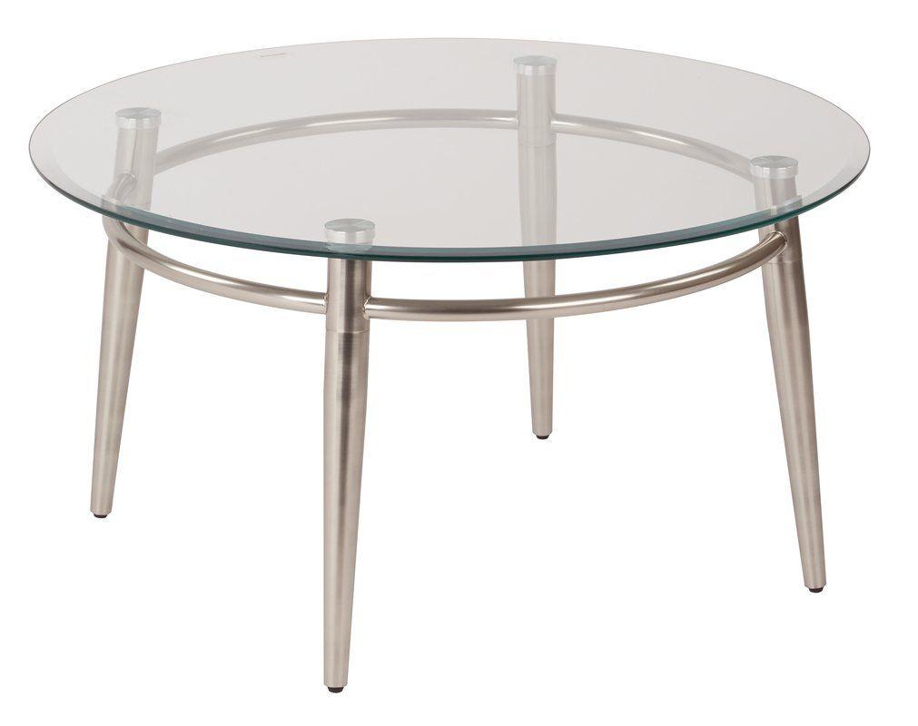 Laticia Coffee Table Coffee Table Contemporary Coffee Table Round Coffee Table [ 800 x 1011 Pixel ]