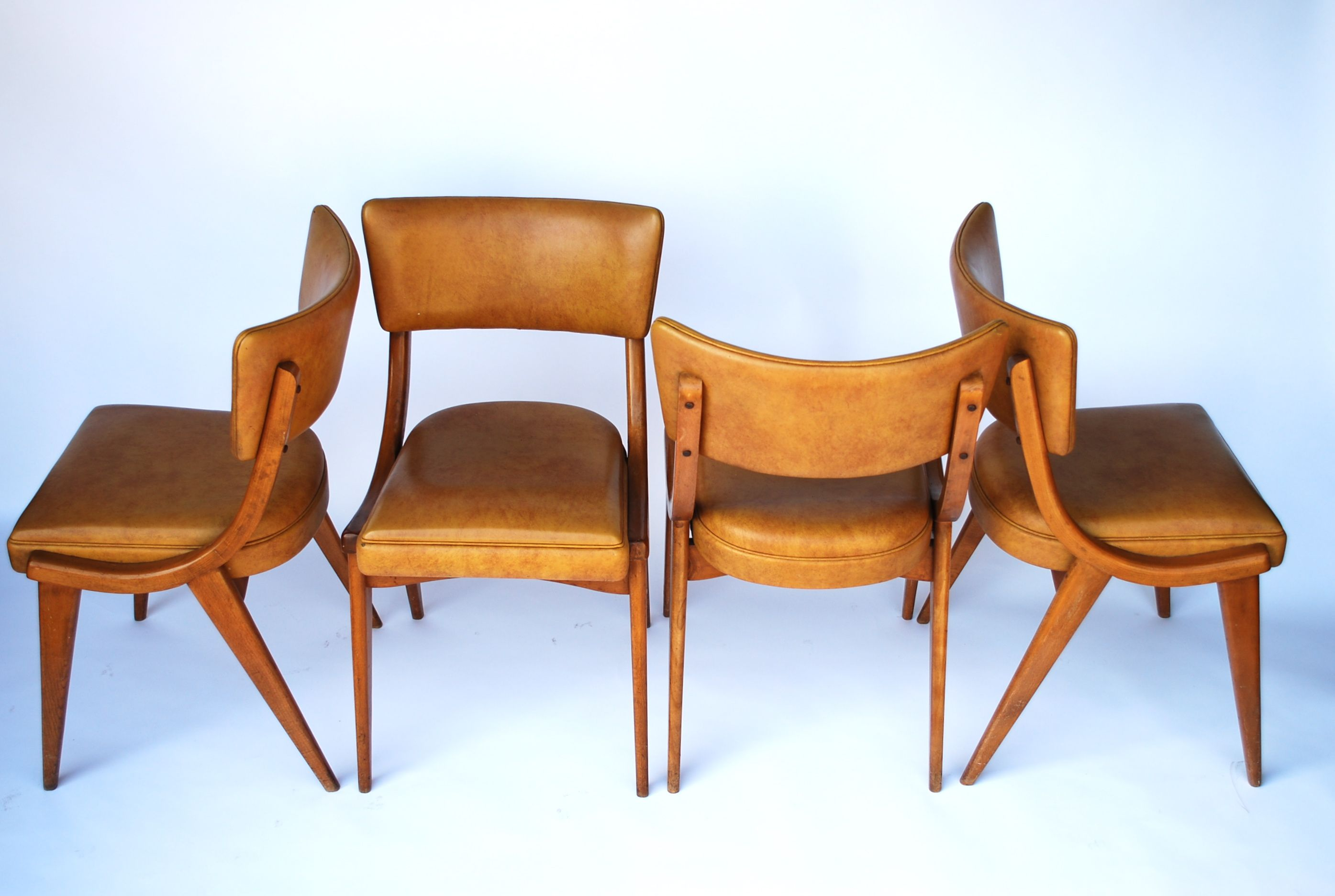 Mid century dining chairs home furniture retro dining chairs by ben chairs