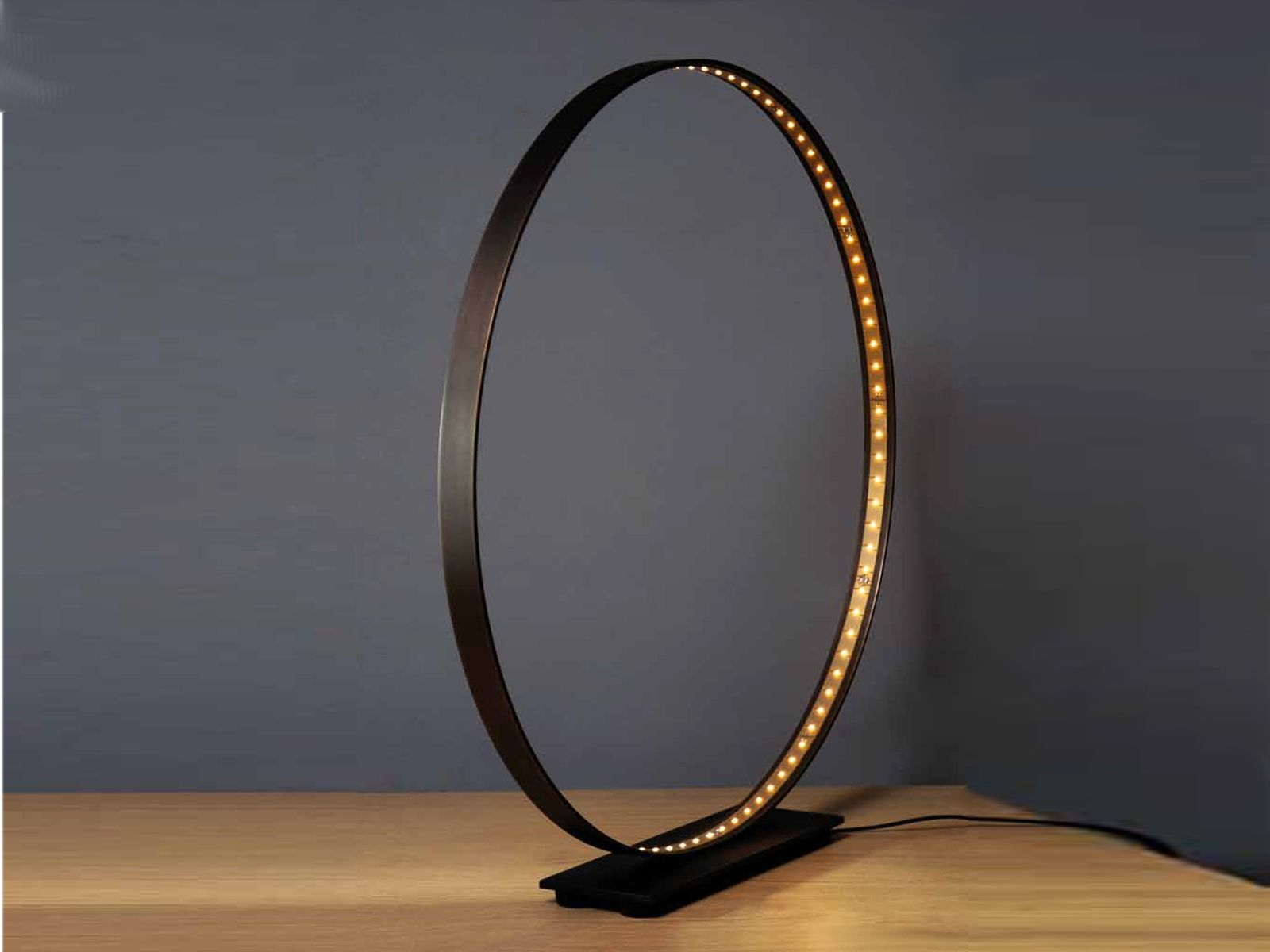 lampe a poser cercle