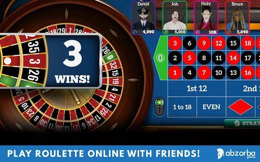Glücksspiel in Las Vegas Spielen