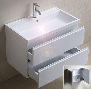 Badezimmermöbel Badmöbel Set - Badezimmermöbel Pinterest - badezimmermöbel villeroy und boch