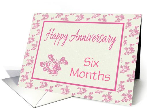 Hy Half Year Anniversary Humor Card Thank You Customer In Pennsylvania