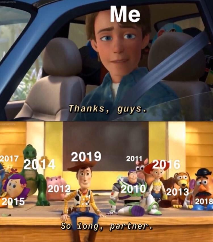 Thanks For All The Memories R Wholesomememes Wholesome Memes Really Funny Memes Funny Disney Memes Stupid Funny Memes