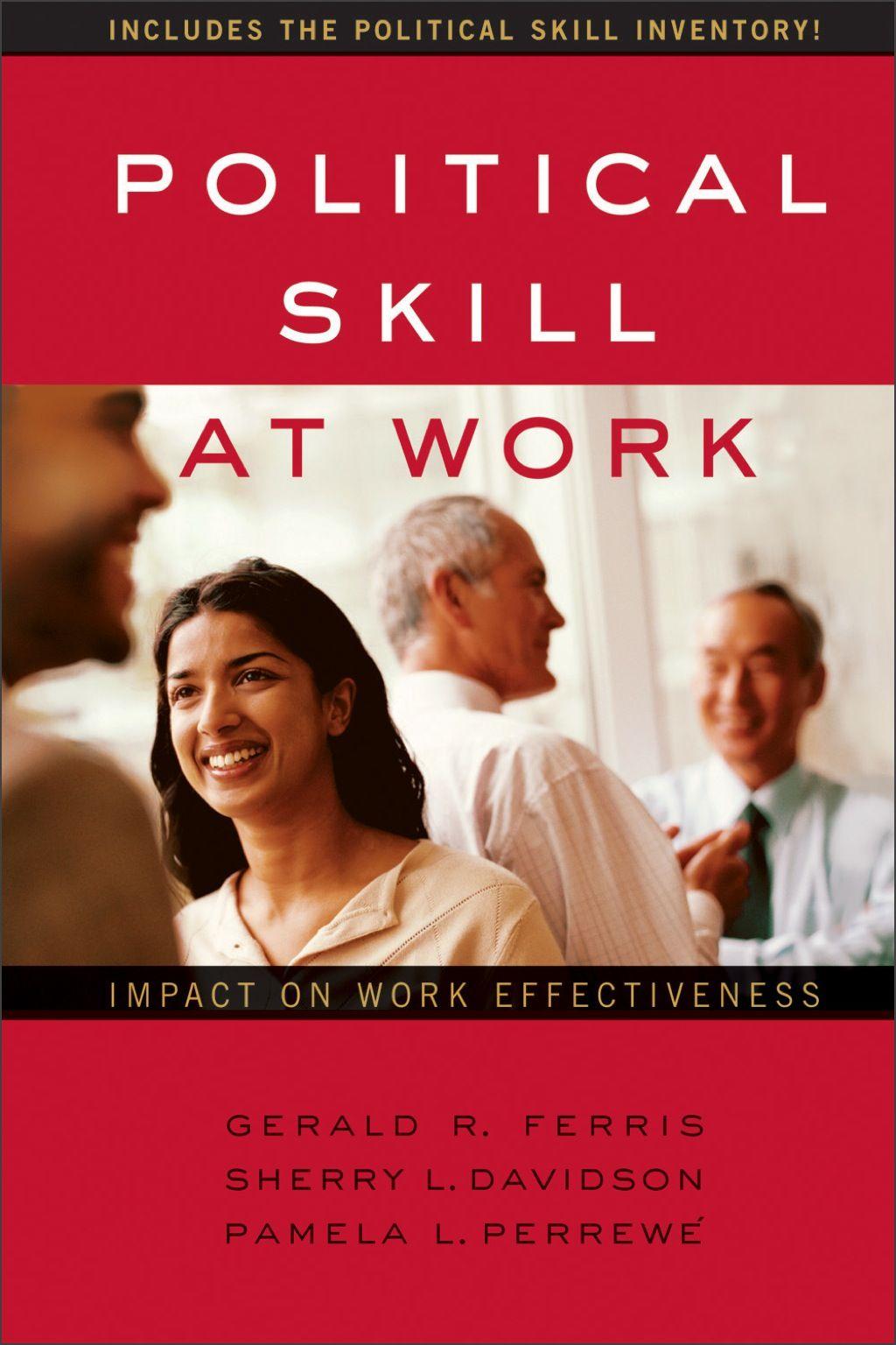 Political Skill At Work Ebook