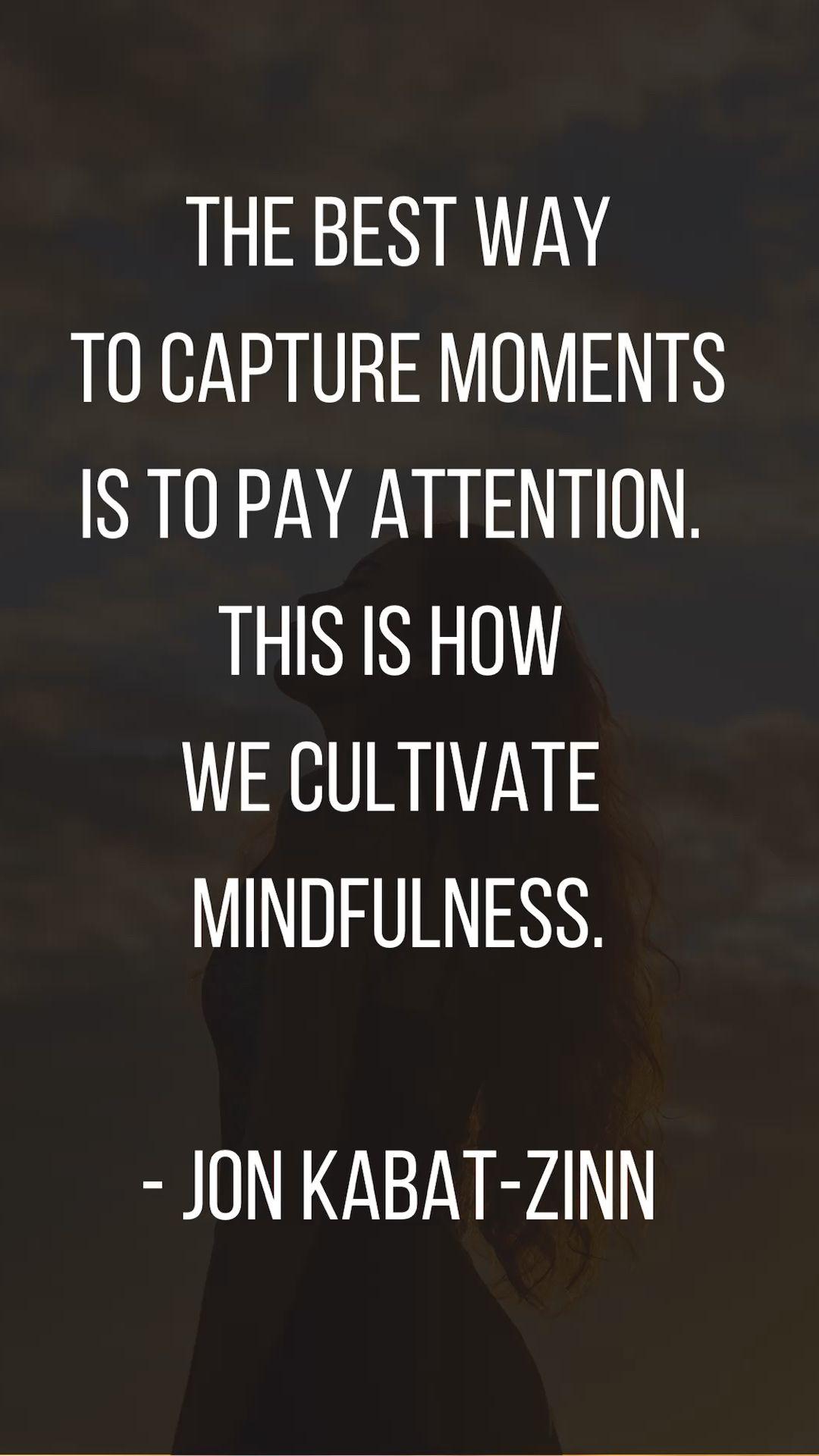 Living a mindful life | Simple Life Hub