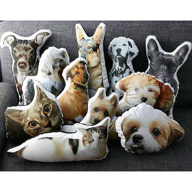 custom pillow of your pet online
