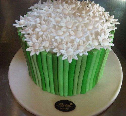 torte pasta di zucchero compleanno mamma