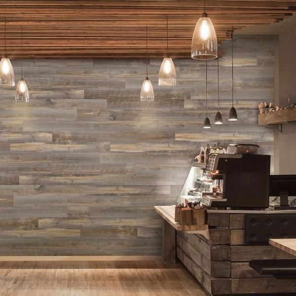 Pin By Paula Bulten On Beau S Pics Rustic Wood Walls White Wood Wall Wall Planks