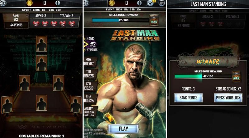 Wwe Supercard Last Man Standing Event Details Announced