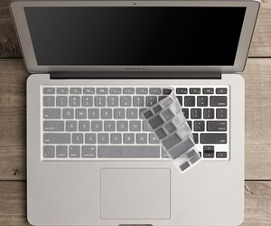 Ultra-Thin Silicone Macbook Keyboard Cover