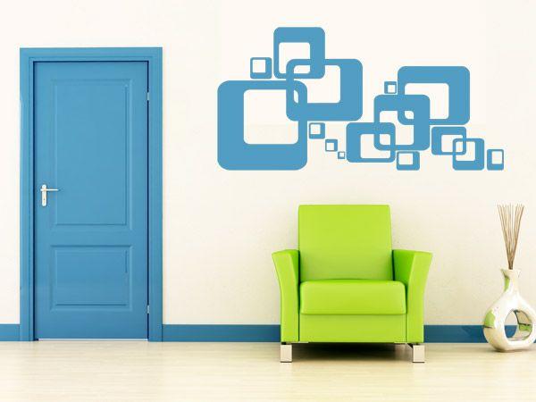Wandgestaltung jugendzimmer jungenschlafzimmer wohnung for Wandtattoo jugendzimmer jungen