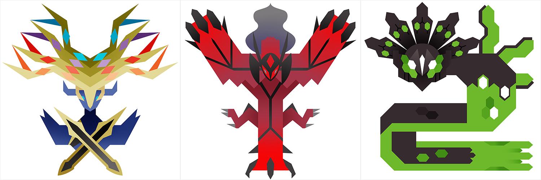 pmh gen 6 legendaries by gryphon shifter deviantart com on