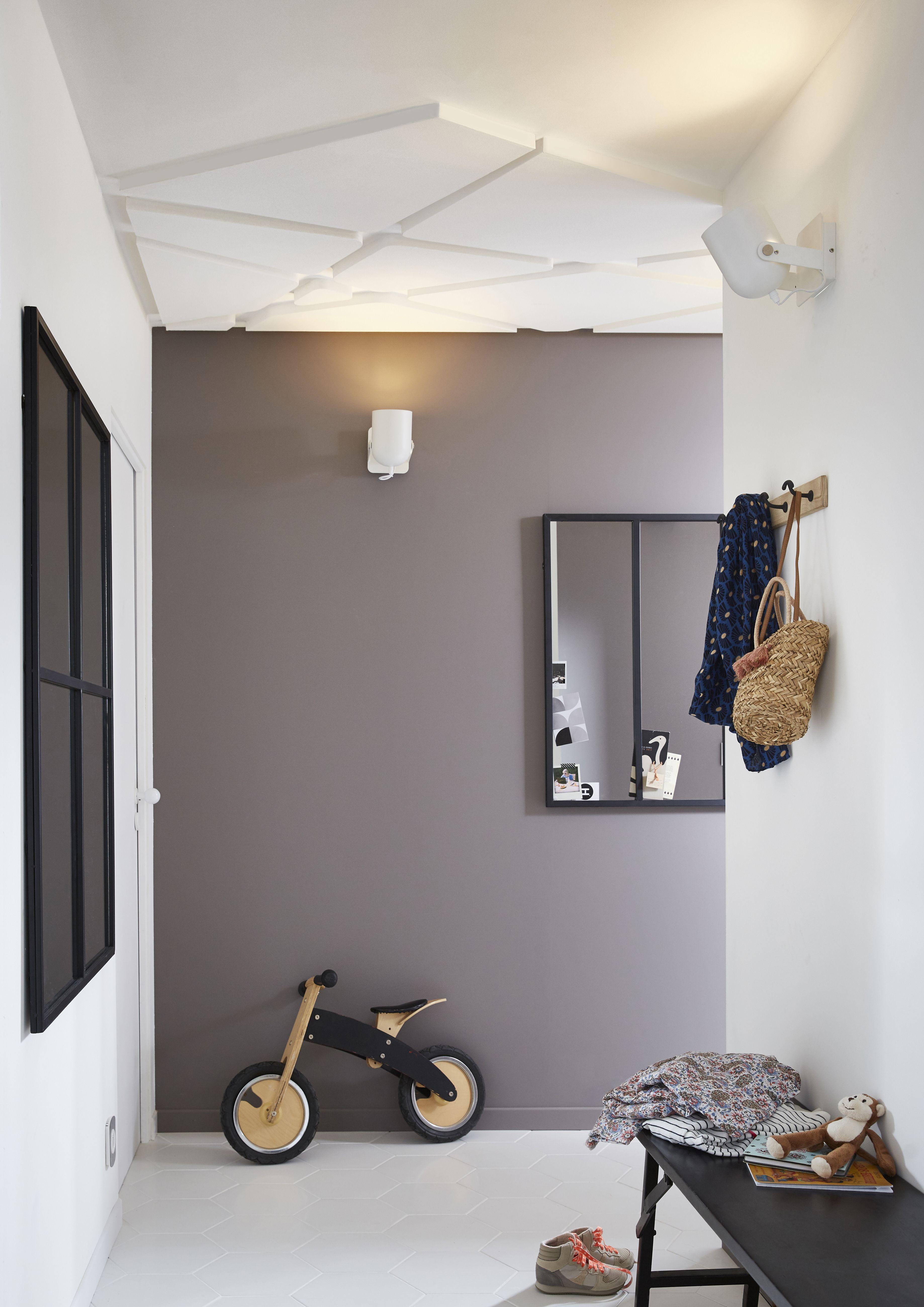 Peu exploité, le plafond peut pourtant devenir le point fort ...