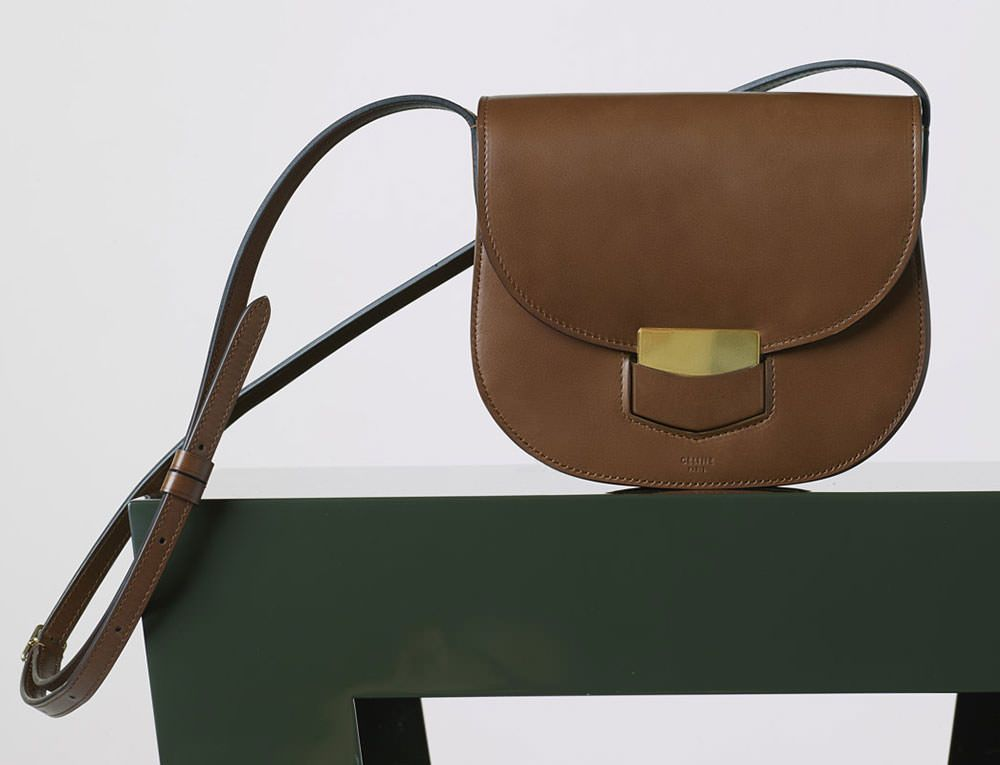 9586ac4895ef Celine-Small-Trotteur-Shoulder-Bag-Chestnut