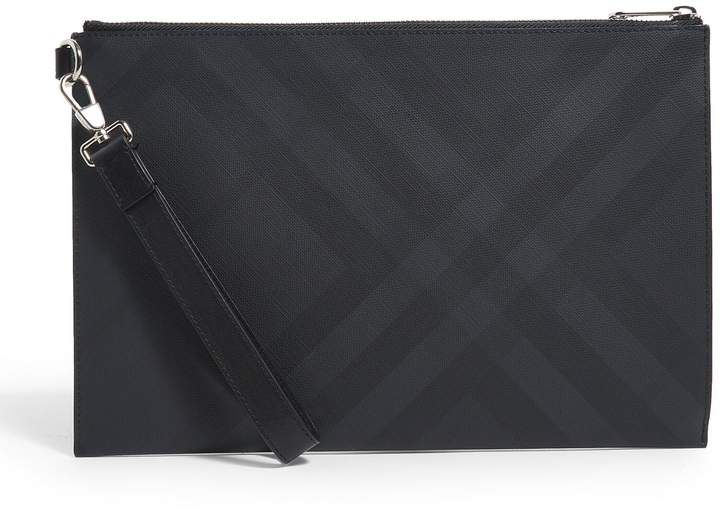 Burberry Large Check Wallet Burberry Leather Leather Wallet Large Check Burberry 0Nwmv8n