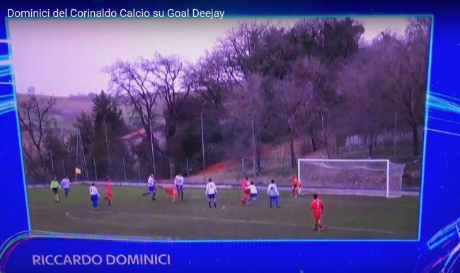 La rovesciata di Dominici premiata da Goal Deejay (VIDEO) | Cronache Ancona https://t.co/SIveXj6lui https://t.co/y2qKbKocDZ