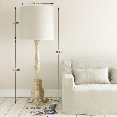 Big boy Floor Lamp   Wooden floor lamps, Floor lamp and Bedroom lamps