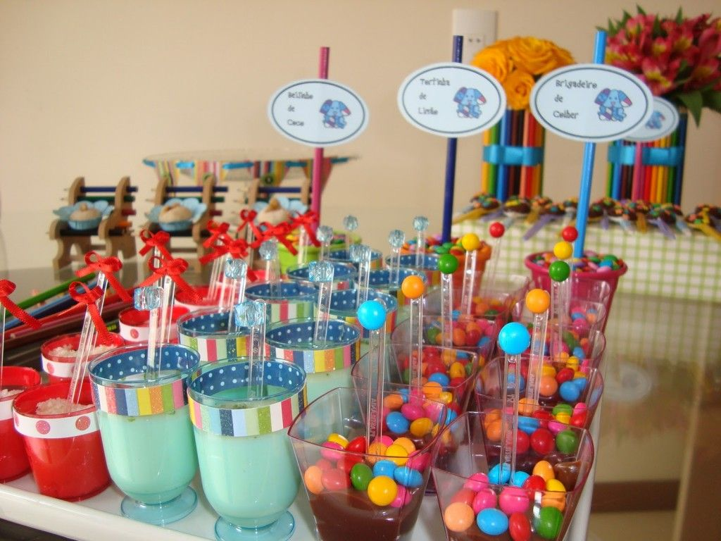 Kids Birthday Decoration Ideas At Home Part - 49: Decorating Ideas For Kids Birthday Party 112