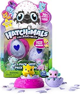 Modèles Aléatoires Hatchimals à Collectionner Pack de 5 Figurines Saison 5