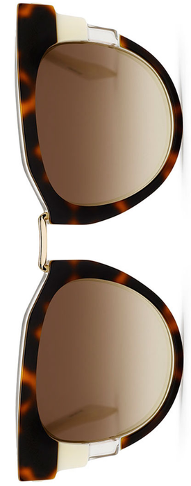 Hello Sunshine Large Aviator Sunglasses Glasses Fashion Elegant Sunglasses