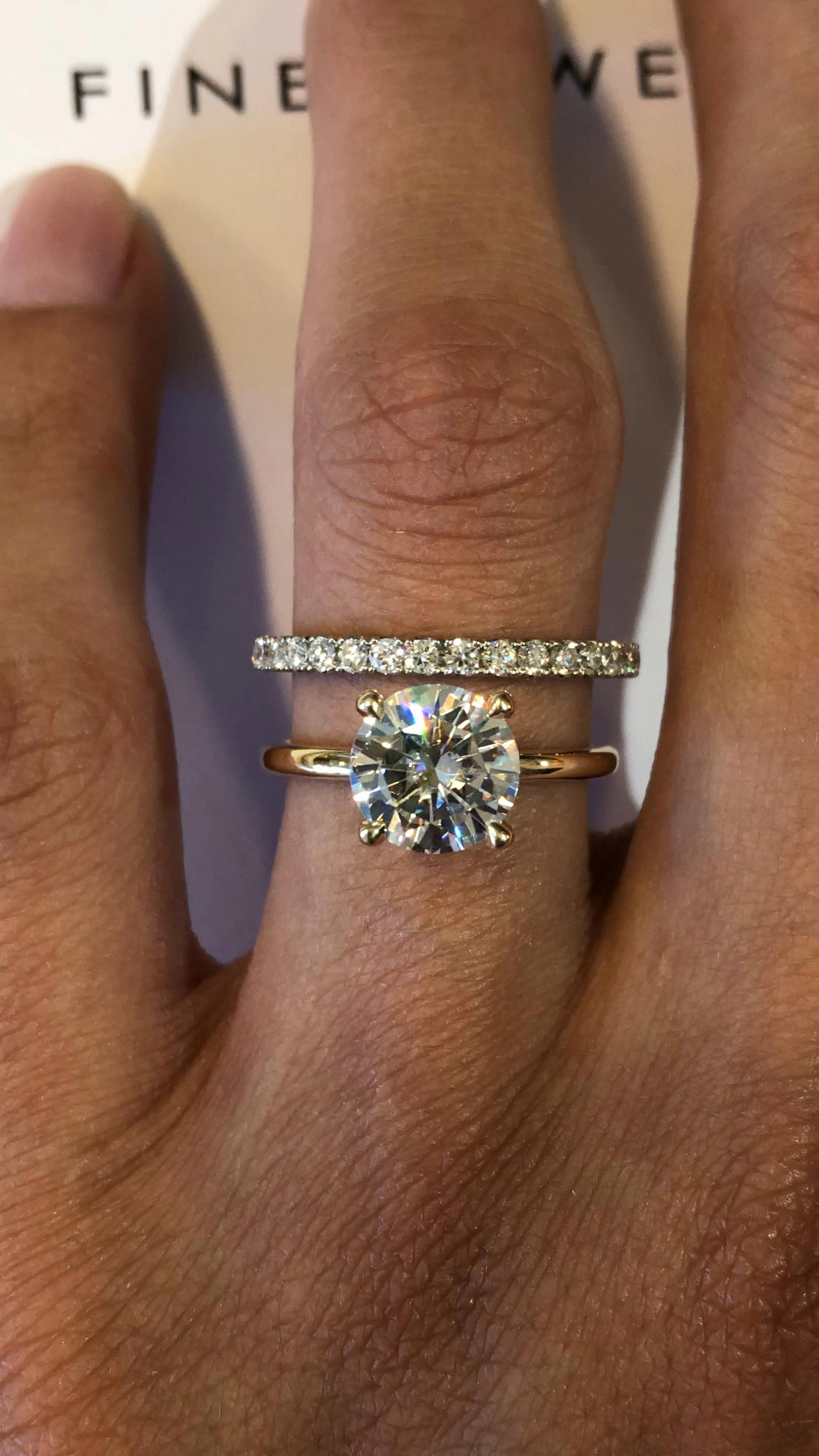 Pink Tourmaline Engagement Ring Rose Gold Engagement Ring Diamond