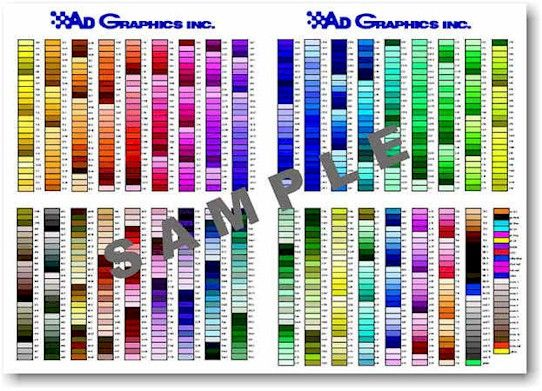 Color Chart  Color Combinations    Colour Chart