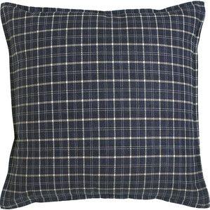 Tommy Hilfiger Vintage Plaid Pillow