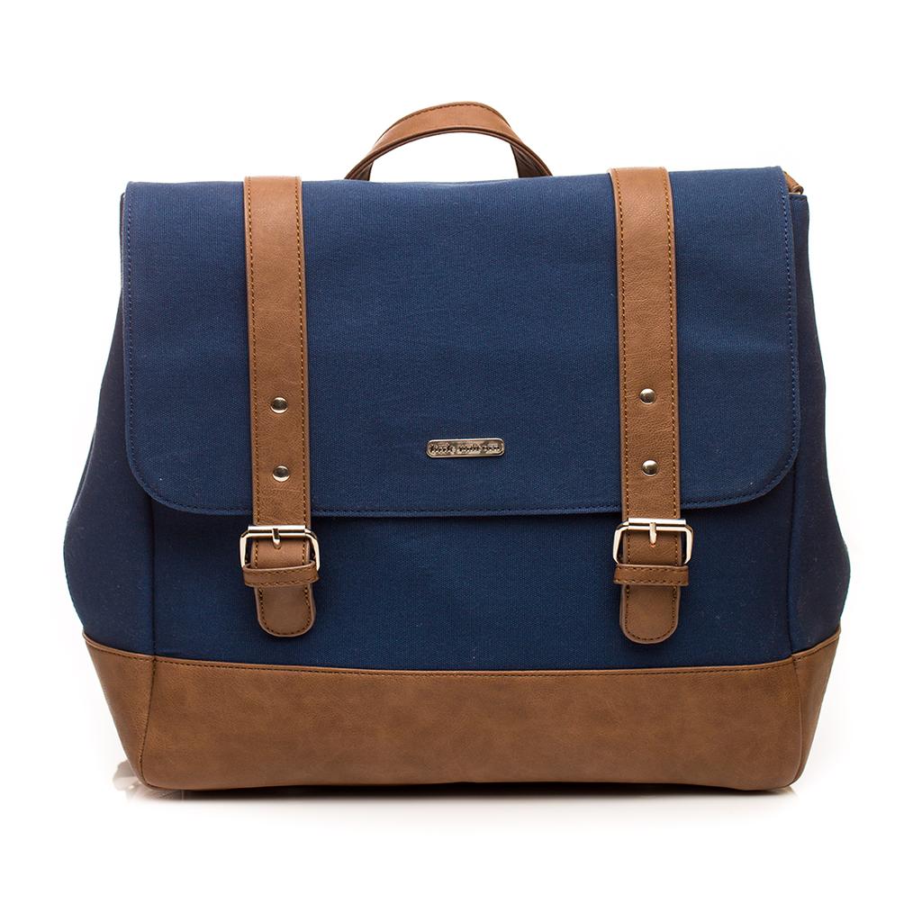 Marindale Backpack Denim - The Project Nursery Shop