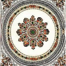 نتيجة بحث الصور عن زخارف القباب Art Decorative Plates Decor