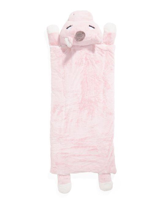 new product da4ba c0b55 Kids Unicorn Plush Sleeping Bag | Toys in 2019 | Kids ...