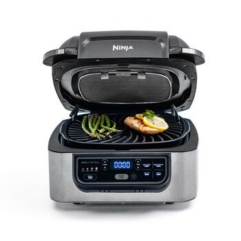 Ninja Foodi 5 In 1 Indoor Grill With Air Fry Roast Bake
