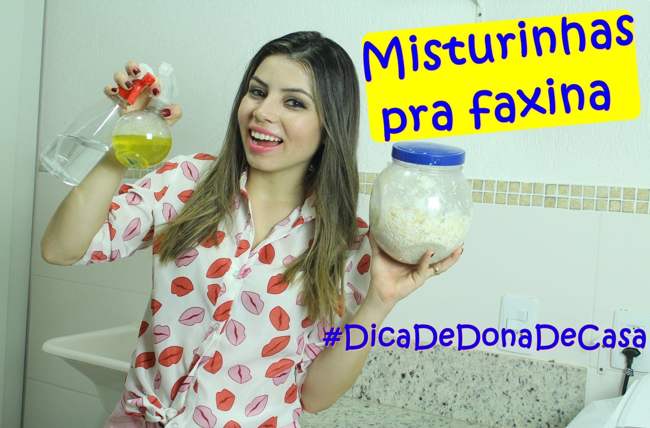 Sabão turbinado ralado + Misturinhas pra faxina | #DicaDeDonaDeCasa | Pa...