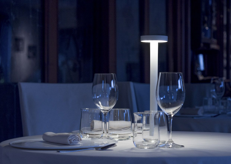 Lampada da tavolo led per ristoranti light pinterest lampade