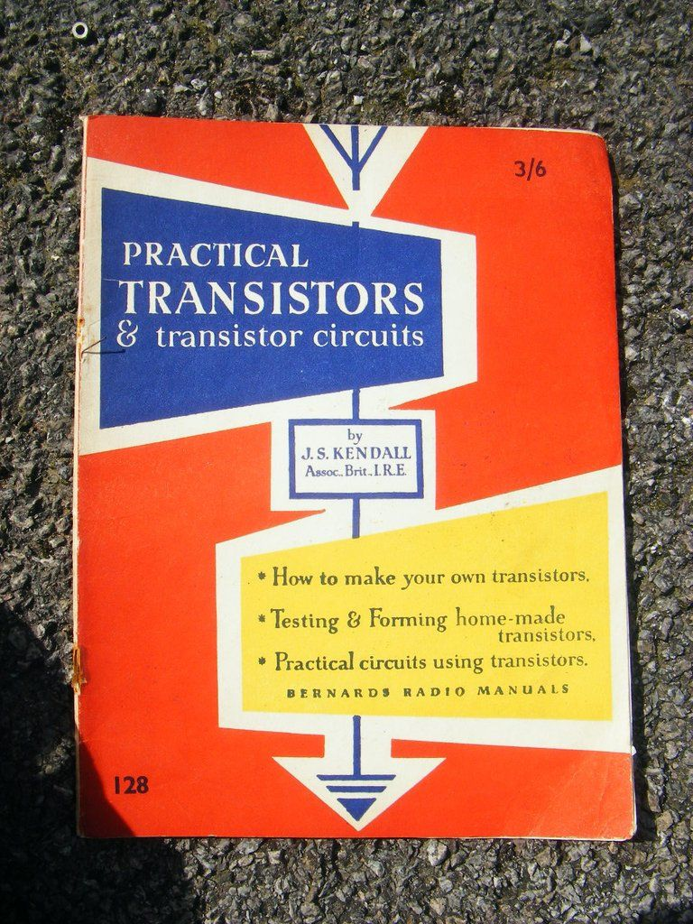 Dc Circuit Study Guide Doc Phet Lab Parallel Bulbs Mesh Current Analysis Array Practical Transistors U0026 Transistor Circuits Bernards Radio Manual Rh Pinterest