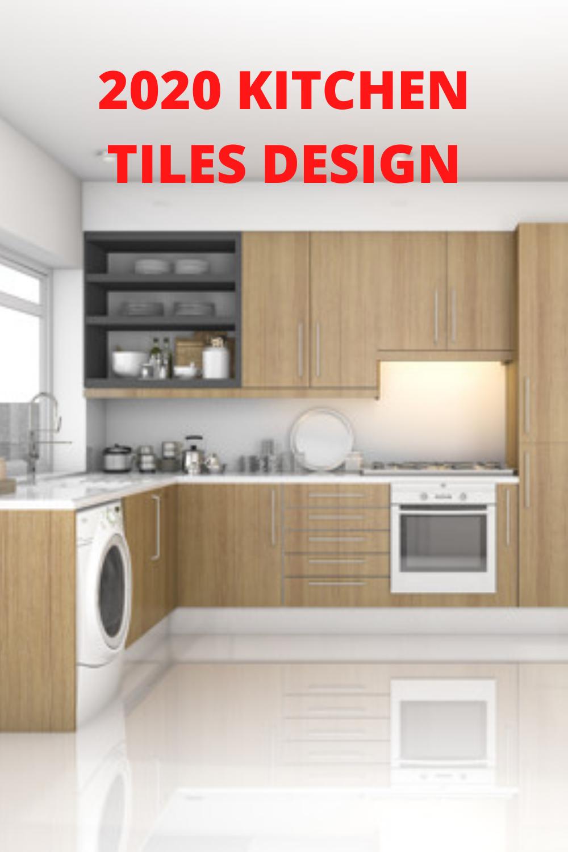 5 Kitchen Tiles Design Trend S In 2020 Kitchen Tiles Design Kitchen Kitchen Tiles