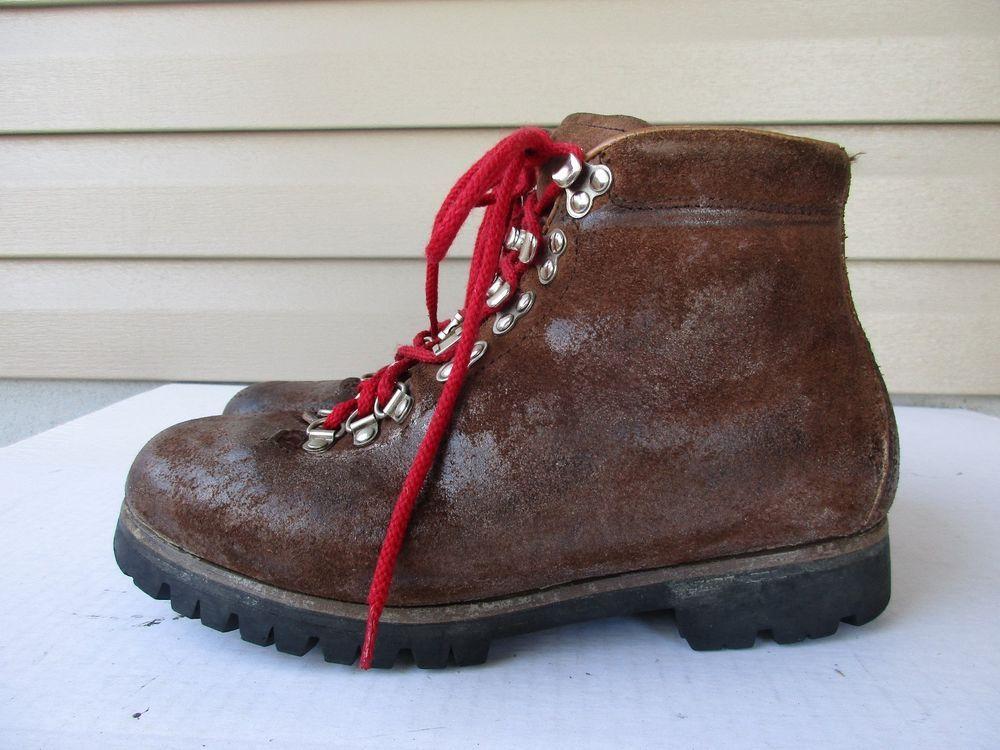 2c163862fb3 Pivetta DMC men Hiking boots size 7 M Brown Vitnage #Pivetta ...