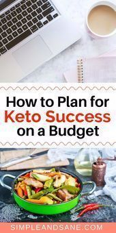 Keto Diet Meal Plan On A Budget  Keto Diet Meal Plan On A Budget