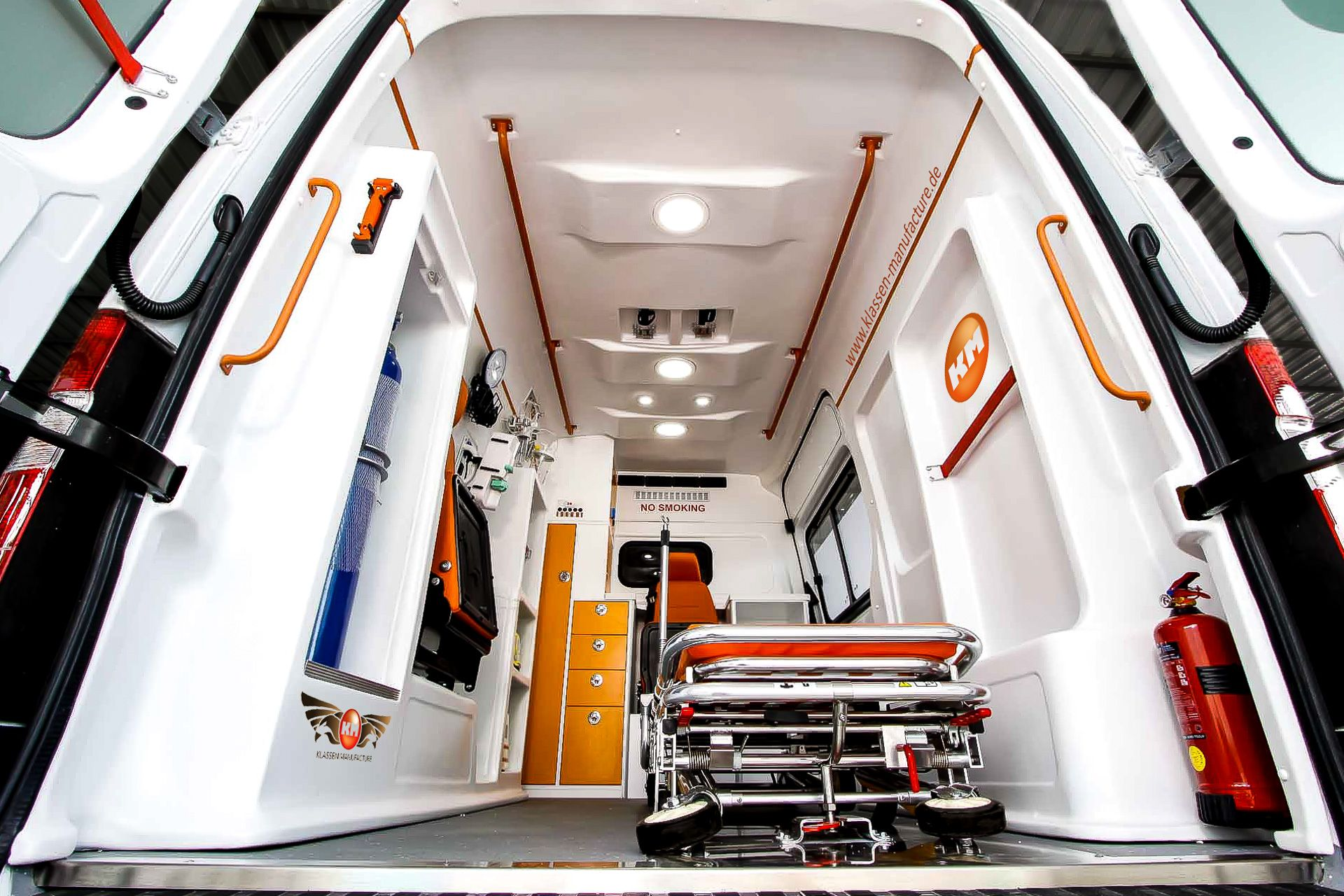 Our New Mercedes Benz Sprinter Ambulance Rescue Vehicle