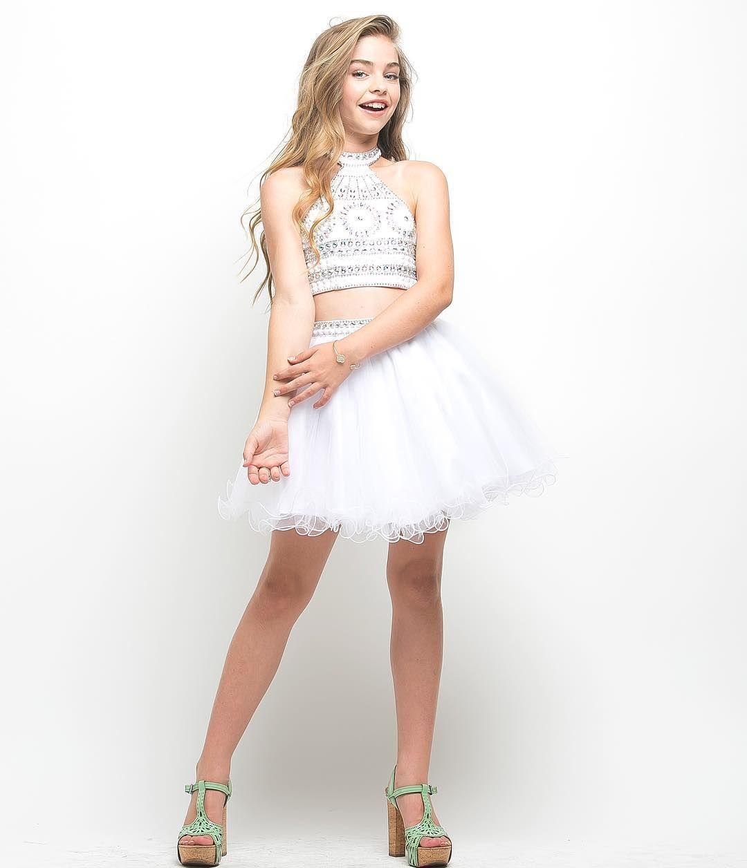 Teen Models, Young Models, Angeles, Teen Hotties, Jade Weber, 2 Piece