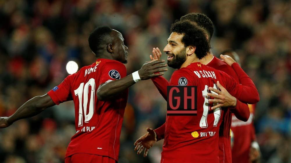 Liverpool 4 3 Salzburg Uefa Champions League Liverpool Club World Cup