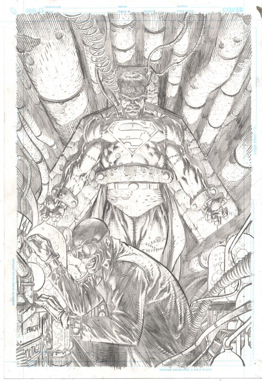Super Frankenstein   david finch   Pinterest   Caballero oscuro ...