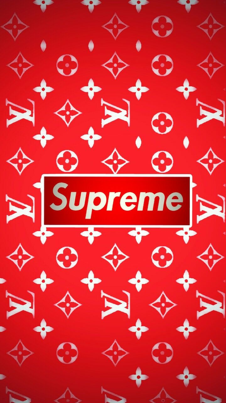 Pin by Unknown Person on Lock screen wallpaper Supreme