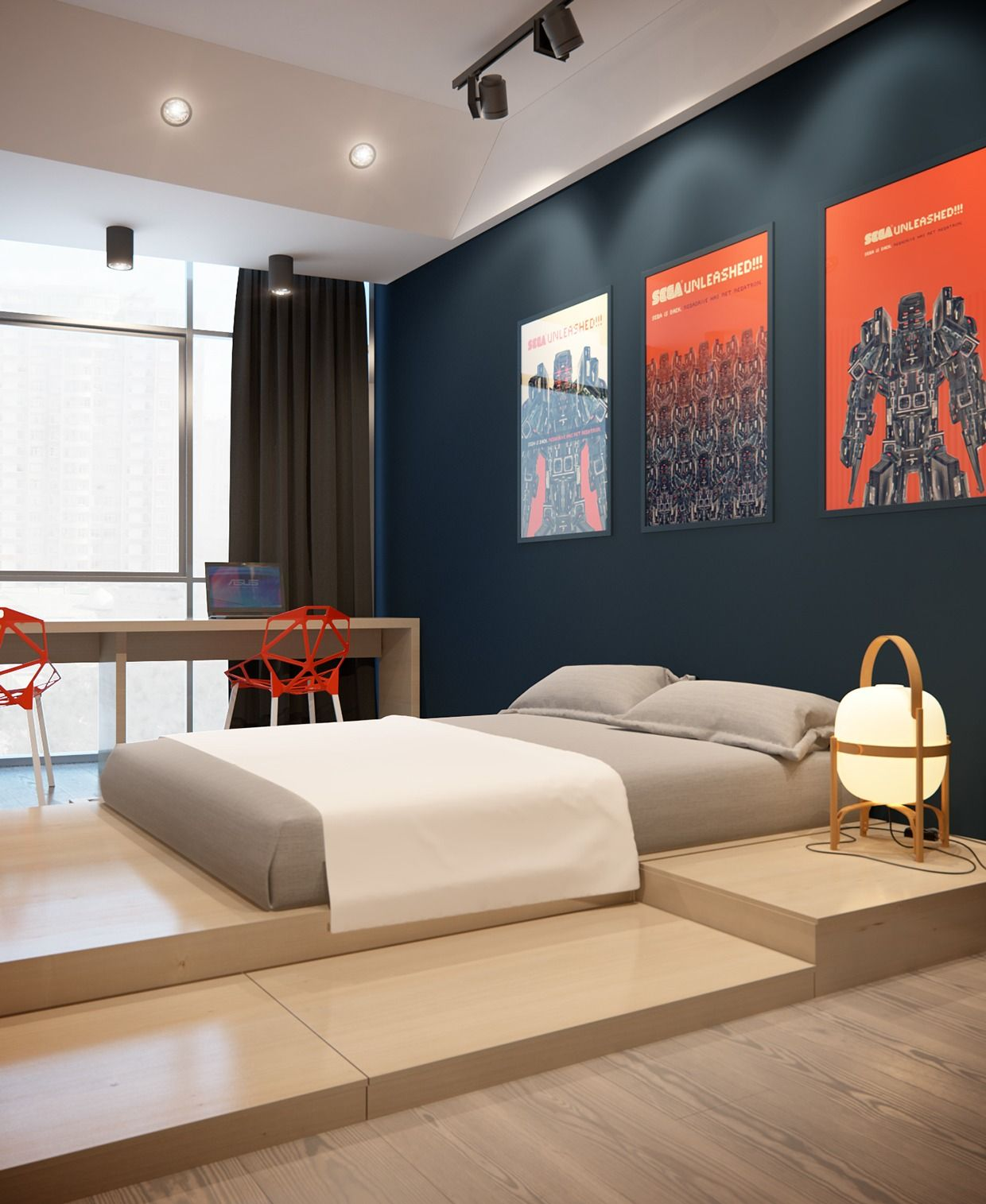 Bedroom Design Ideas Men A Modern Interior Home Design Which Combining A Classic Decor That