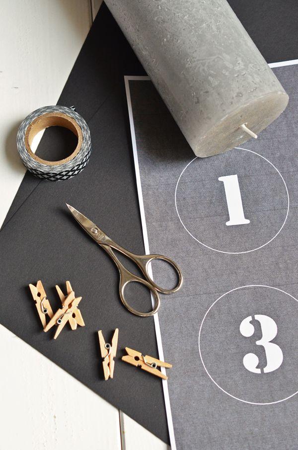 diy anleitung f r adventskranz ohne tannengr n und mit. Black Bedroom Furniture Sets. Home Design Ideas