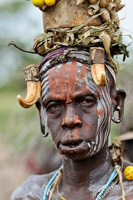 Rudolf Hug, Photography: Travel to the last primitive tribes in Africa