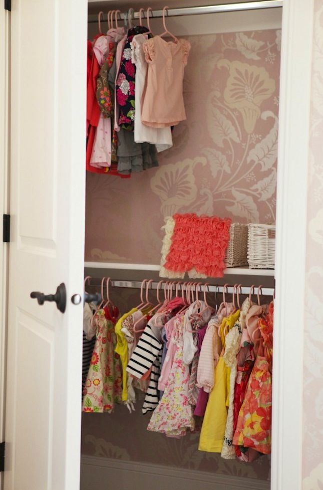 11 Tricks To Make Your Closet Feel Super Luxe Via Brit + Co