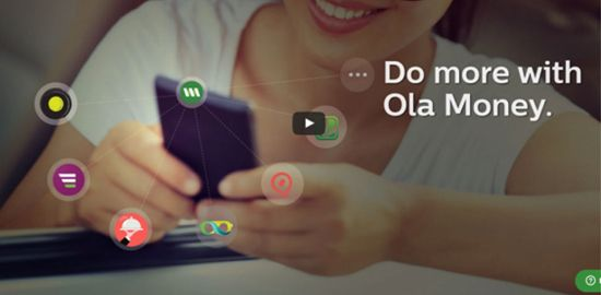 Ola launches independent online wallet: Ola Money