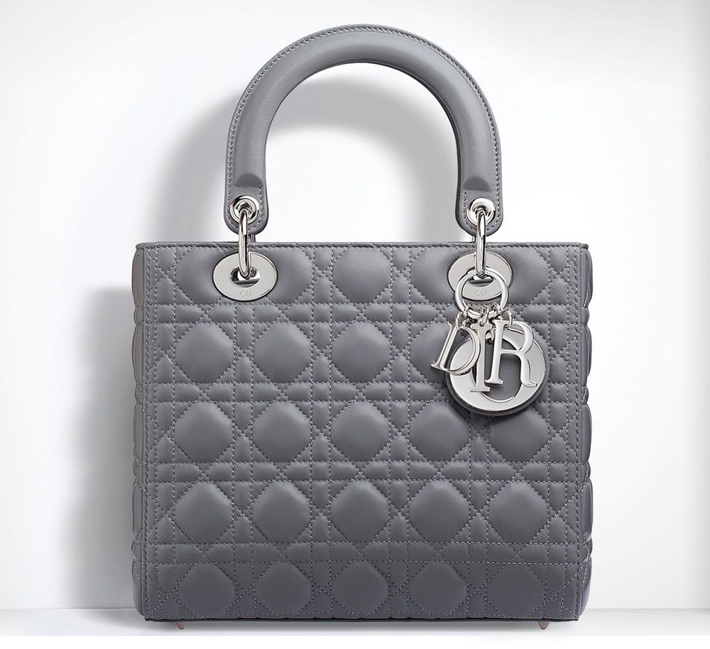 4380651797 Christian Dior Lady Dior Bag – Medium/Regular Prices Start at $4,100 in  Quilted Leather 9″ W x 8″H x 4″D