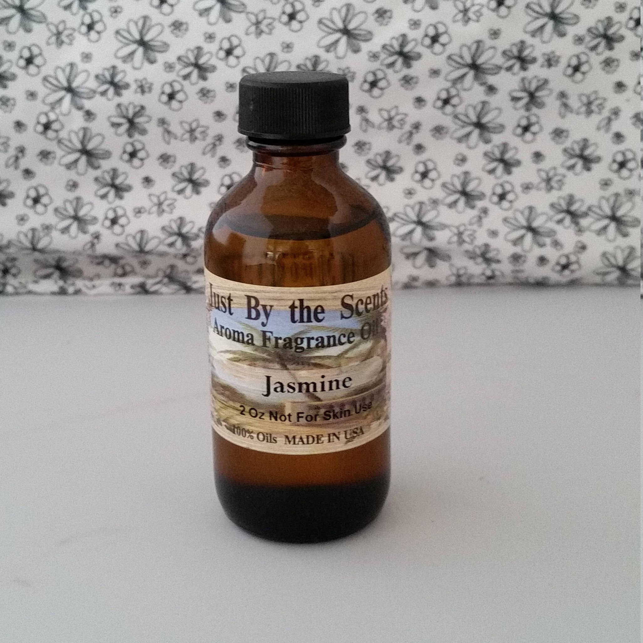 1 Jasmine Aroma Fragrance Oil Just By The Scents 2 Ounce Bottle 100 Oil Made In Usa By Gailsgifthut On Etsy Fragrance Oil Scents Fragrance